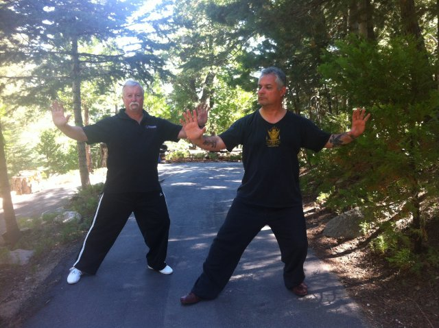 North Cascades Tai Chi
